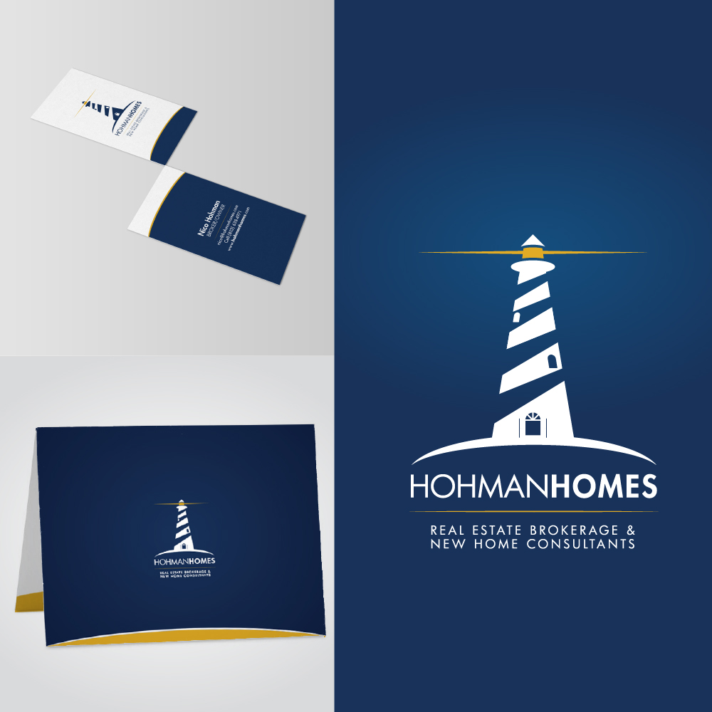 Hohman Homes Branding