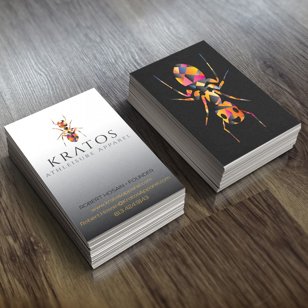 Kratos Corporate Identity Design