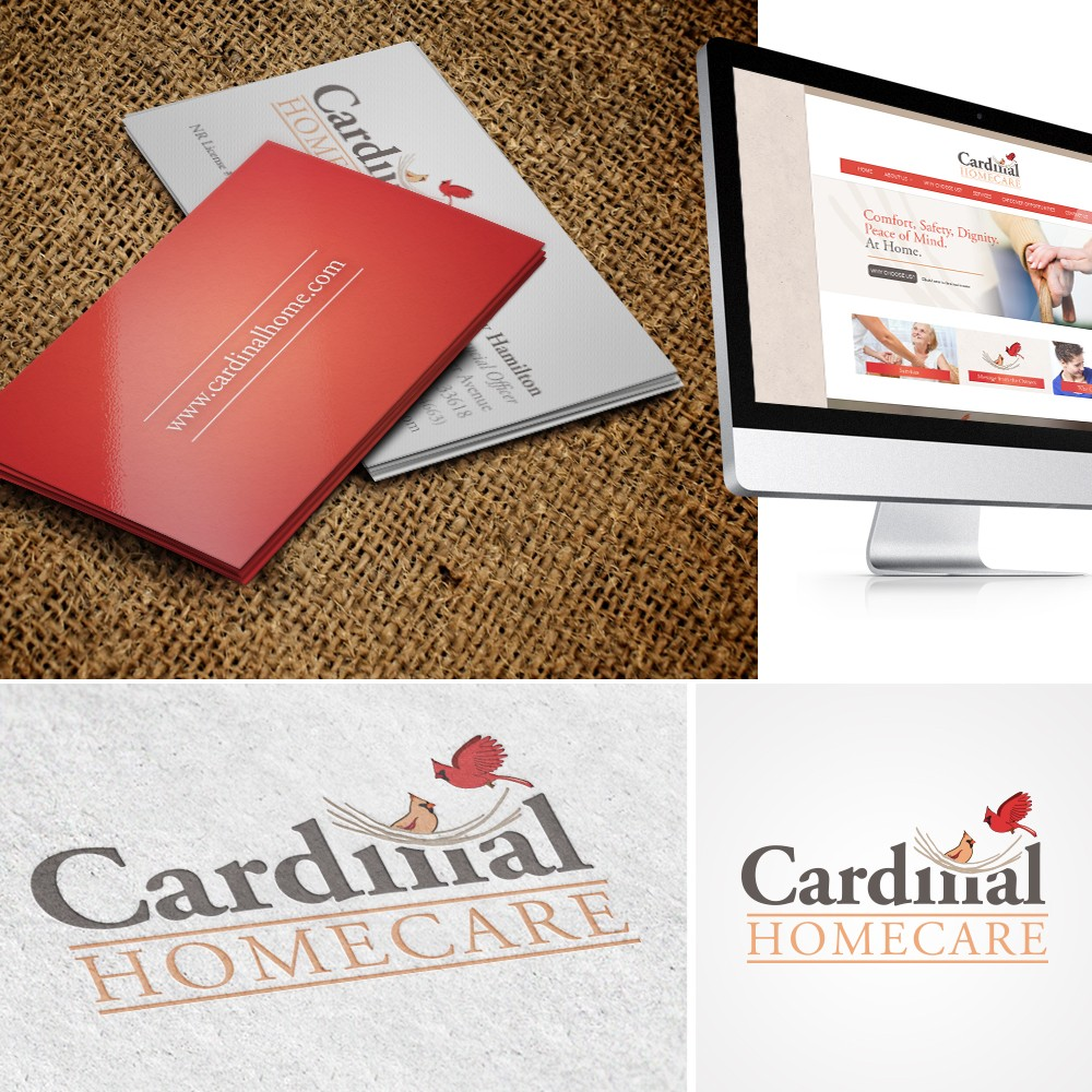 Cardinal Home Corporate Identity Design